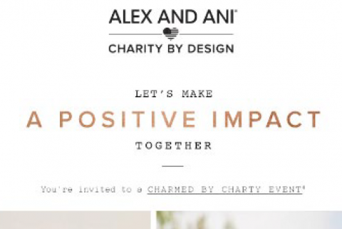 Alex and Ani Event